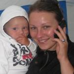 Vienintelė šalyje kūdikių masažo instruktorė gyvena Vilkaviškyje