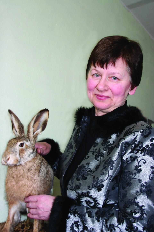 Irena Tamulynienė.