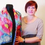Danguolė Labanauskienė: nuo suknelių lėlėms iki profesionalios drabužių modeliuotojos darbo