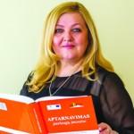 Regina Andriukaitienė: pokyčiai ateina savaime, jiems tereikia nesipriešinti
