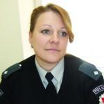 Policijos devizas policininkei Daivai – jos kasdienio gyvenimo programa