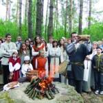 Jorė: į gyvybės vešėjimo metą – su senosiomis tradicijomis