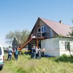 Atpildas: name prie Marijampolės merginą nušovę žudikai siunčiami už grotų