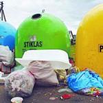 Valstybės įvestas naujas mokestis turi skatinti dar kruopščiau rūšiuoti atliekas