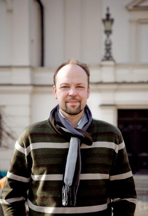 Nepriklausomos istorijos tyrėjas Aivaras Lileika. Asmeninio albumo nuotrauka.