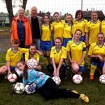 LFF I lygos moterų futbolo turas Vilkaviškyje