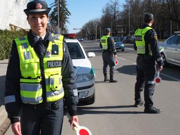Marijampolės kelių policija