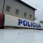 Kazlų Rūdos pareigūnai recidyvistą sulaikė nusikaltimo vietoje