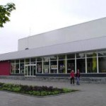 "Marijampolės ""Spindulio"" kino teatre"