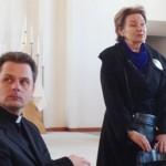Susitikimas su Lietuvos ir Vokietijos radijo žurnalistu, publicistu Leonu Stepanausku ir dailininke Filomena Linčiūte-Vaitiekūniene