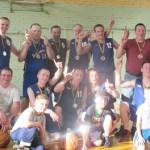 Turnyre, sujungusiame jaunus ir patyrusius krepšininkus, nugalėjo… sportas