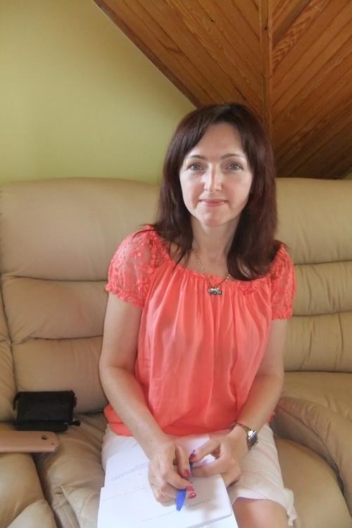 Ona Misiukevičienė, direktoriaus pavaduotoja socialiniam pedagoginiam darbui.