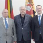 Marijampolėje posėdžiavo Lenkijos ir  Lietuvos  konstitucinių  teismų teisėjai