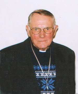 Šviesios atminties monsinjoras Vytautas Kazlauskas, Vaiko tėviškės namų įkūrėjas.