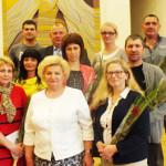 Savivaldybės trečios kadencijos seniūnaičiams įteikti pažymėjimai