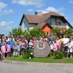 Namai, kuriuose besąlyginė meilė vaikui žengia koja kojon su pareiga ir atsakomybe