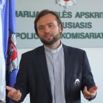 Kun. Algirdas Toliatas – apie policijos madas ir jų naudą