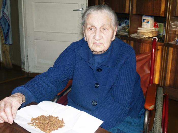 Šviesios atminties Magdalena Gudaitienė.