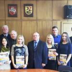 Marijampolės kolegijos studentams įteiktos savivaldybės stipendijos