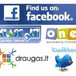 Ar internetinės bendravimo svetainės ir socialiniai tinklai sumažina tarp žmonių atstumą, ar kaip tik – padidina?