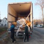 Į Marijampolę atkeliavo 20 tonų morkų