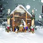 Marijampolė pasitinka Kalėdas. Kurk šventinę nuotaiką ir dalyvauk kalėdinės aplinkos konkurse!