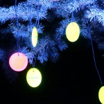 Tūkstančiai atšvaitų papuoš Marijampolės Kalėdų eglę