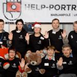 """""""Help-Portrait 2014"""" akcija – tarsi įžanga į Kalėdas"""