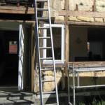 Apie senų medinių namų renovavimą