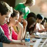 Ar dabartiniai studentai jaučiasi savo vėžėse?