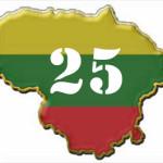"""Akcija """"Lietuvai ir man"""", skirta Lietuvos nepriklausomybės 25-mečiui"""