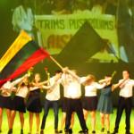 Marijampoliečiams jaudinančias akimirkas dovanojo Nepriklausomybės jaunimas