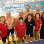 Plaukimo veteranai pagerino rekordus