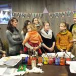 Ebru meno magiją išbandė ir marijampoliečiai