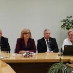 Marijampolės ligoninėje lankėsi Lietuvos Respublikos Sveikatos apsaugos ministrė