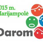 """Burkimės į akciją """"DAROM 2015""""!"""