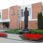 Marijampolės P. Kriaučiūno viešojoje bibliotekoje