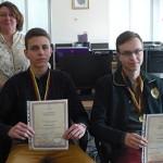 Tarp geriausių jaunųjų šalies informatikų – Marijonų gimnazijos moksleiviai