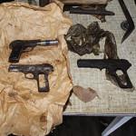 Marijampolės policija atskleidė kaimo sodybos paslaptis