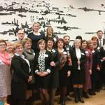 Sutarė bendradarbiauti kolegijos, rengiančios socialinius darbuotojus
