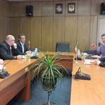 Pasirašytas bendradarbiavimo ryšių su airiais ketinimų protokolas
