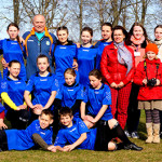 Penkiolikmetis futbolo klubas pasiruošęs pergalėms