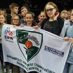 R. Stankevičiaus pagrindinės mokyklos bendruomenė – aktyvi aplinkosaugos projektų dalyvė