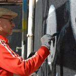 Niujorko ir Londono menininkai vėl skrenda į Marijampolę