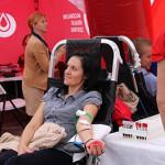 Marijampoliečiai – aktyvūs neatlygintinos kraujo donorystės akcijos dalyviai!