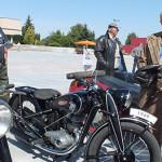 Marijampolėje savaitgalį griaudėjo seni motociklai