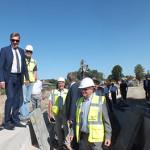 """""""Rail Baltic'ai"""" užbaigti Marijampolėje stinga lėšų"""