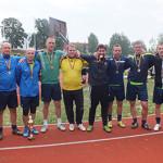 Marijampolėje surengtos Lietuvos seniūnijų žaidynių zoninės varžybos