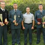 Marijampolietis apylinkės inspektorius Darius Padimanskas – tarp geriausiųjų