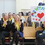 Marijampolės mokiniai varžėsi konkurse apie organų donorystę